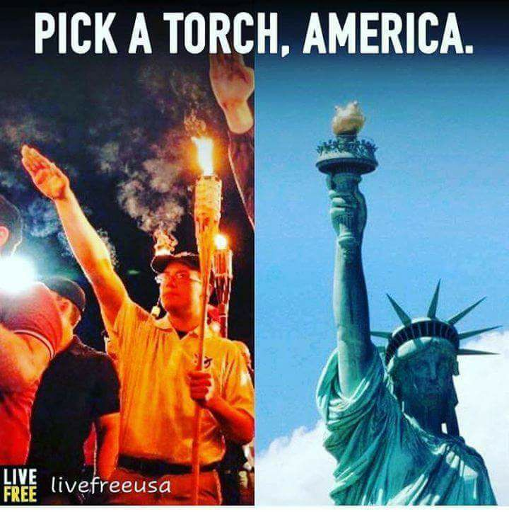 freedom torch