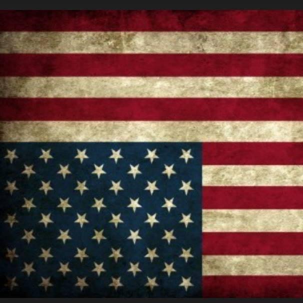 flag upside