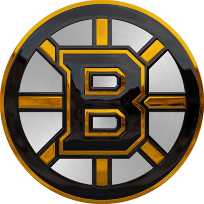 metallic_boston_bruins_logo_by_wyckeddreamz-d4uzgze