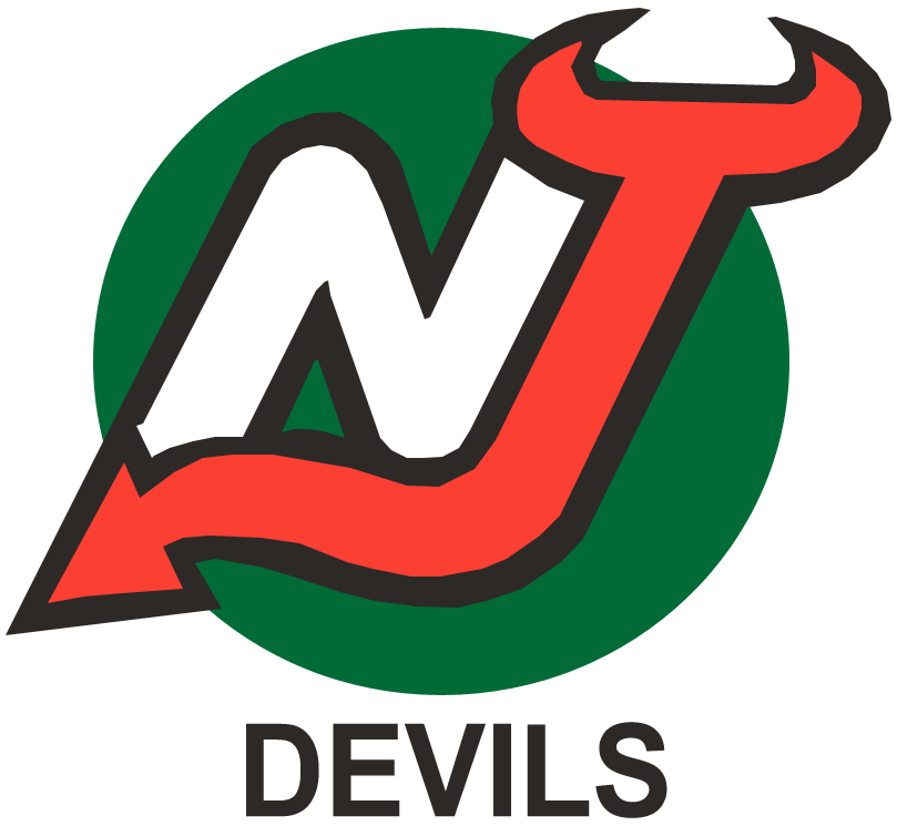 New Jersey Devils 1983 Unused Logo diy decals stickers