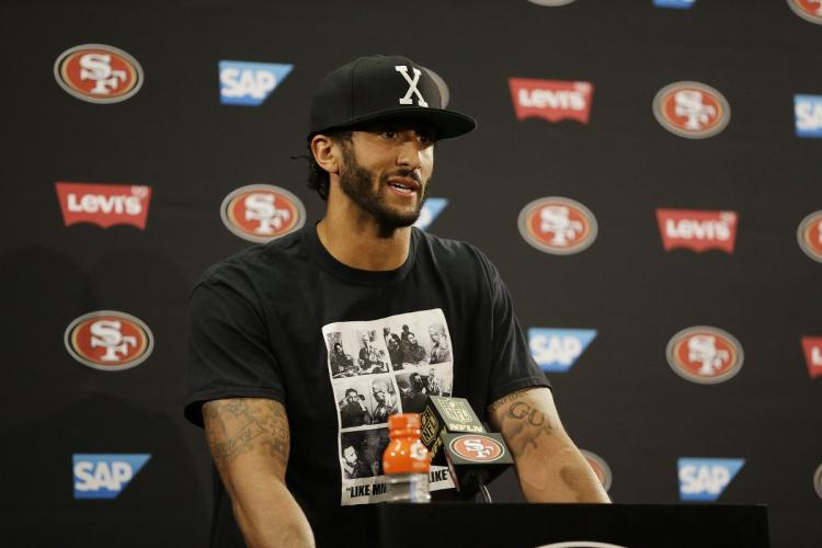 KAEPERNICKpackers-49ers-football