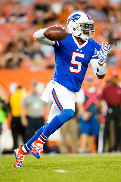 Tyrod+Taylor+Buffalo+Bills+v+Cleveland+Browns+qMcyblH0P3ml