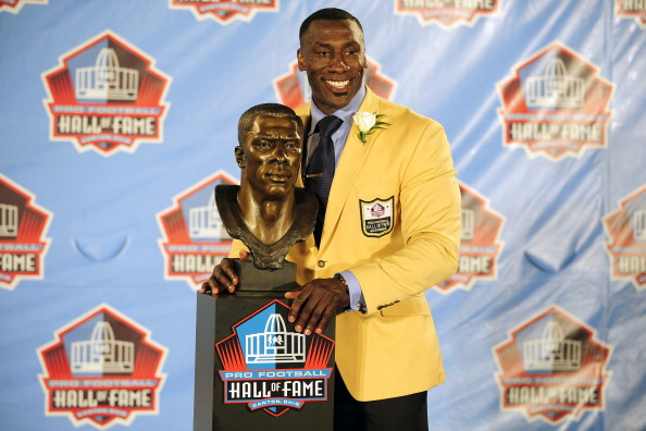 2011 Pro Football Hall of Fame Enshrinement Ceremony