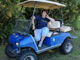 GOLF CART GAIL
