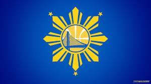 golden state warriors-philippine logo