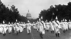 kkk march in washington